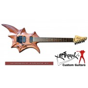 Vlahopol Custom Guitars - Dracula's Wing